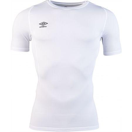 Umbro CORE SS CREW BASELAYER - Pánske športové tričko