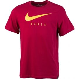 Nike BARC M NK DRY TEE TR GROUND - Pánské tričko
