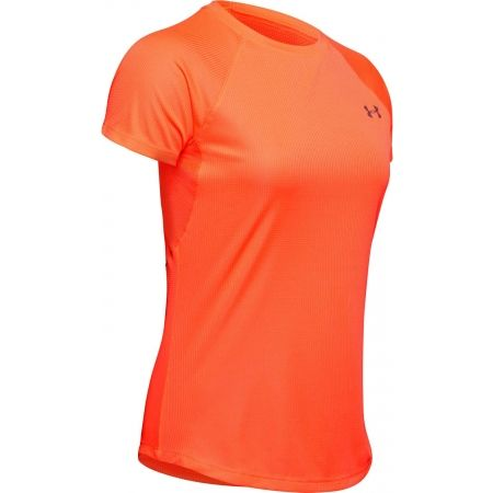 Under Armour SPEED STRIDE SHORT SLEEVE - Dámske tričko