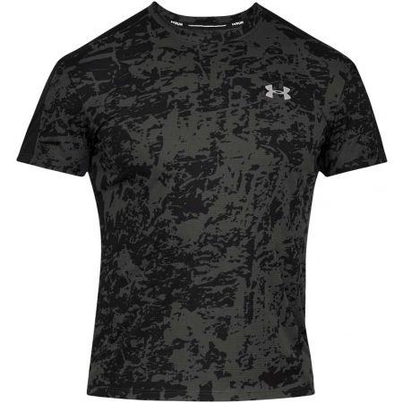 Pánské běžecké tričko - Under Armour SPEED STRIDE PRINTED SS - 1