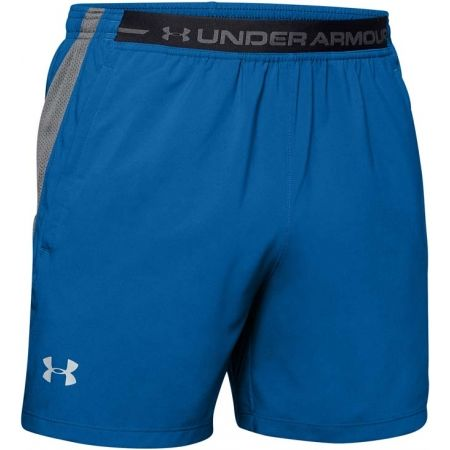 Pánske šortky - Under Armour LAUNCH SW 5'' EXPOSED SHORT - 1