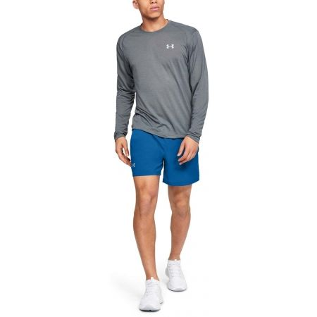 Pánske šortky - Under Armour LAUNCH SW 5'' EXPOSED SHORT - 3