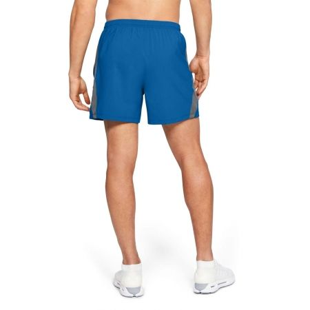 Pánske šortky - Under Armour LAUNCH SW 5'' EXPOSED SHORT - 6