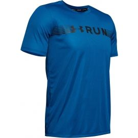 Under Armour RUN WARPED SHORTSLEEVE
