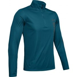 Under Armour SPEED STRIDE SPLIT 1/4 ZIP - Tricou de bărbați