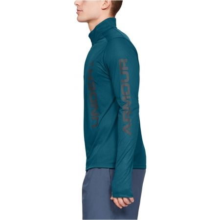Pánské triko - Under Armour SPEED STRIDE SPLIT 1/4 ZIP - 5