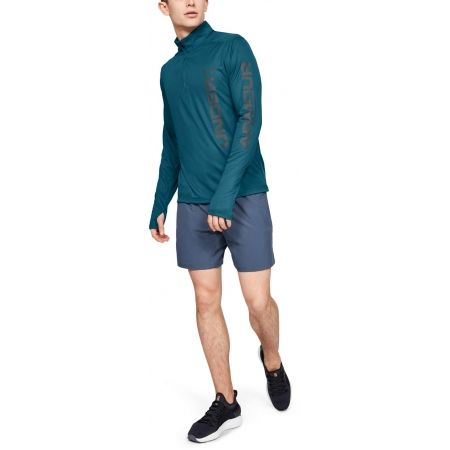Pánské triko - Under Armour SPEED STRIDE SPLIT 1/4 ZIP - 3