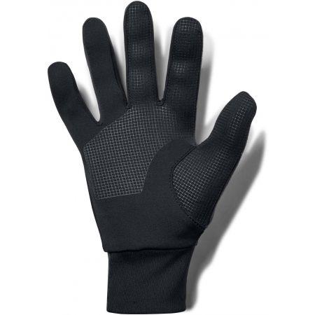 Pánské rukavice - Under Armour CGI RUN LINER GLOVE - 2