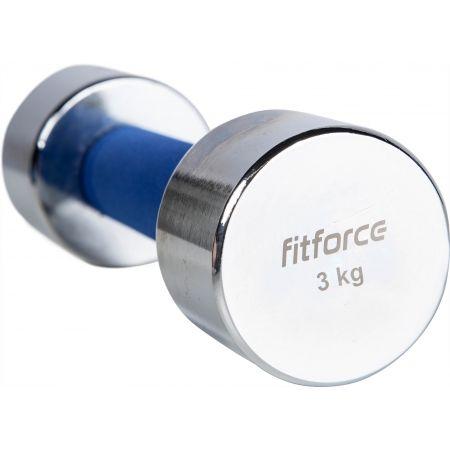 Greutate pentru o mână - Fitforce FDBCF 3KG - 2