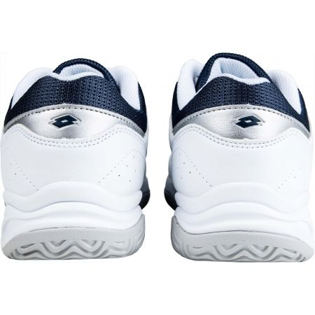 Juniorská tenisová obuv - Lotto COURT LOGO JR LACES - 7