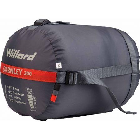 Sac de dormit cu umplutură sintetică - Willard DARNLEY 200 - 3