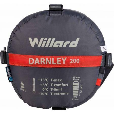 Spací pytel se syntetickou výplní - Willard DARNLEY 200 - 6