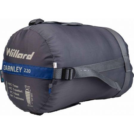 Sleeping bag with synthetic filling - Willard DARNLEY 220 - 4