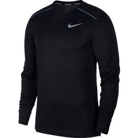 Nike DRY MILER TOP LS - Pánske bežecké tričko