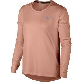 Nike MILER TOP LS - Tricou de damă