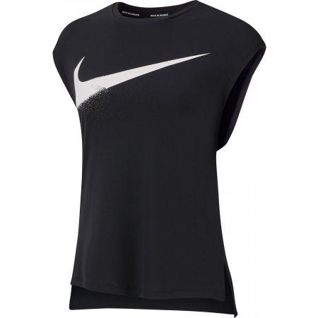 Dámské tričko bez rukávů - Nike TOP SS REBEL GX - 1