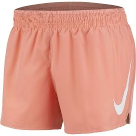 Nike SWOOSH RUN SHORT - Damen Laufshorts