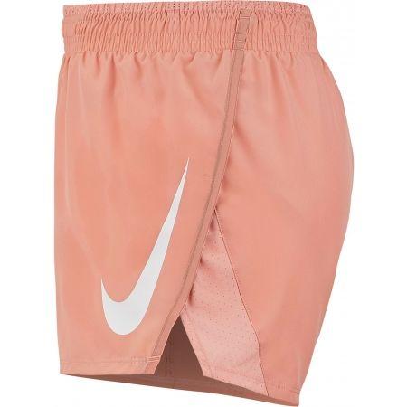 Dámské běžecké šortky - Nike SWOOSH RUN SHORT - 2