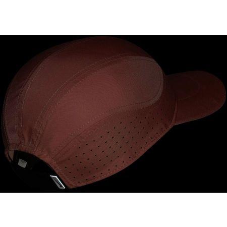 Női baseball sapka futáshoz - Nike AROBILL TLWD CAP ELITE - 4