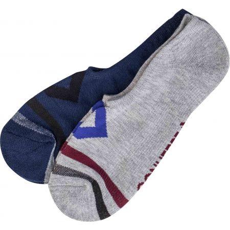Converse VINTAGE STAR CHEVRON STRIPE - Pánske ponožky