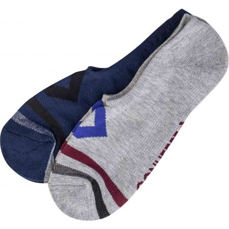 Men's socks - Converse VINTAGE STAR CHEVRON STRIPE - 1