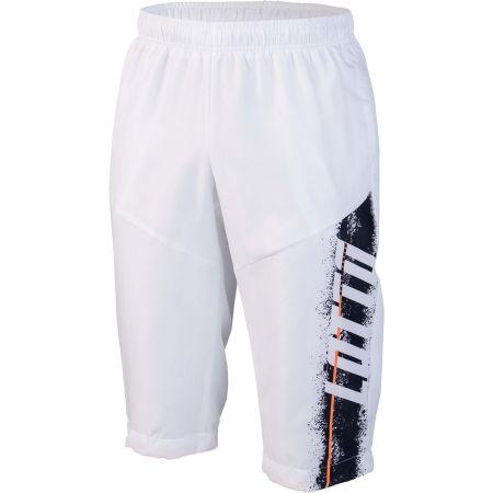 Мъжки 3/4 панталонки - Lotto LOGO PANTS MID DB - 1