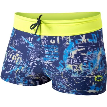Chlapecké nohavičkové plavky - Axis NOHAVIČKOVÉ PRINT PLAVKY CHLAPECKÉ - 1