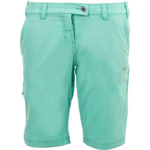 ALPINE PRO TZILA 2 modrá 40 - Dámske šortky