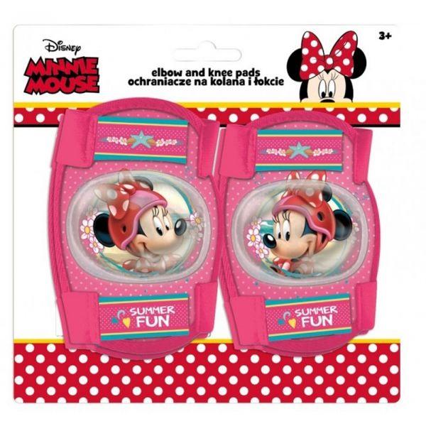 Disney KÖNYÖK ÉS TÉRDVÉDŐ rózsaszín NS - Gyerek védőfelszerelés