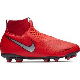 Nike JR PHANTOM VISION ACADEMY DYNAMIC FIT FG - Детски футболни обувки