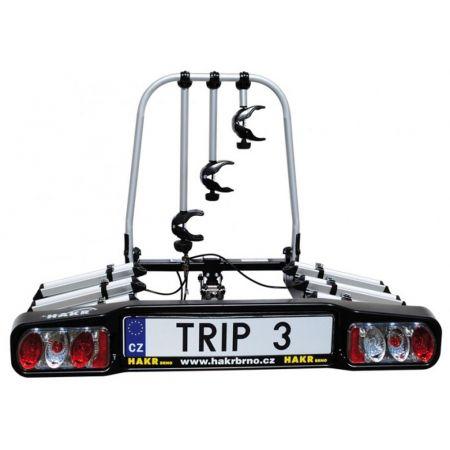 Nosič kol na tažné zařízení - Hakr TRIP 3 MIDDLE - 2