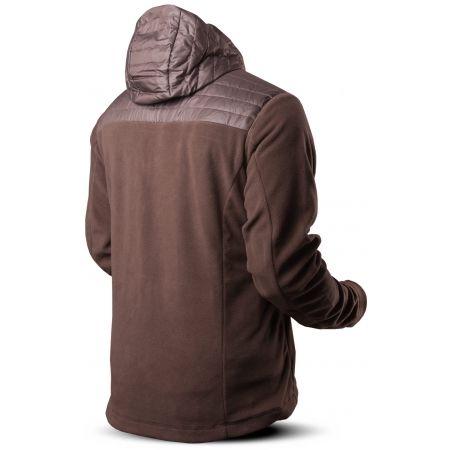 Men's fleece jacket - TRIMM ROTT - 2