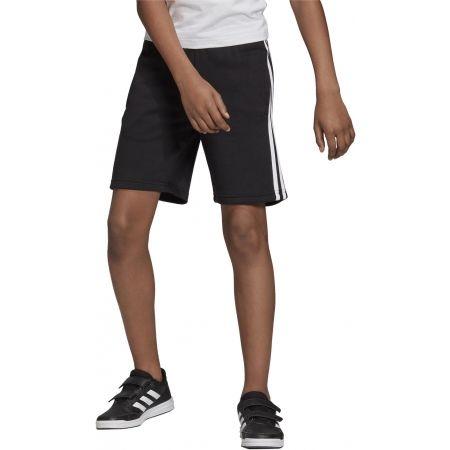 Chlapecké kraťasy - adidas YB E 3S KN SH - 4