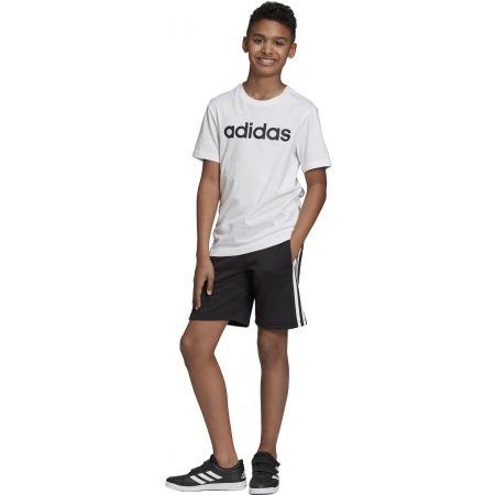 Chlapecké kraťasy - adidas YB E 3S KN SH - 3