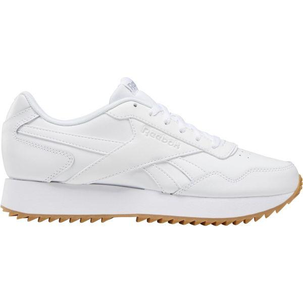 Reebok ROYAL GLIDE bílá 6 - Dámská volnočasová obuv