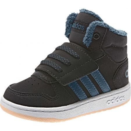 Kids' leisure shoes - adidas HOOPS MID 2.0 I - 2