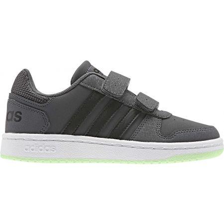 Dětská volnočasová obuv - adidas HOOPS 2.0 CMF C - 2