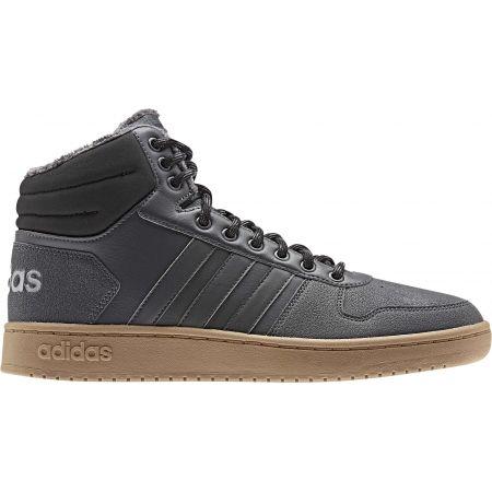 Încălțăminte casual de bărbați - adidas HOOPS 2.0 MID - 1