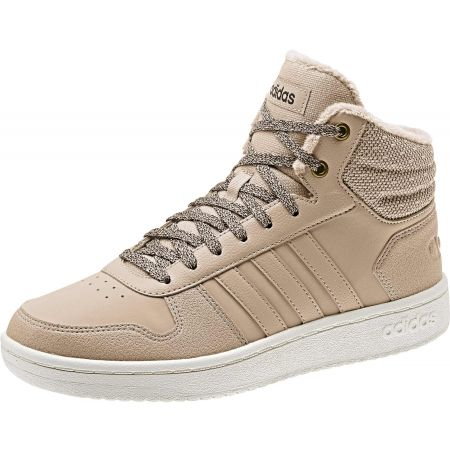 Dámská volnočasová obuv - adidas HOOPS 2.0 MID - 7