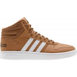adidas HOOPS 2.0 MID - Men's leisure shoes