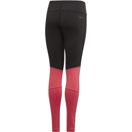 Girls' tights - adidas YG LONG TIGHT - 2