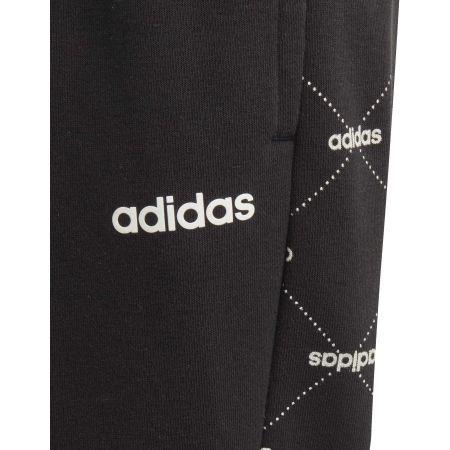 Спортно долнище за момчета - adidas YB CF PANT - 4