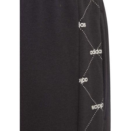 Спортно долнище за момчета - adidas YB CF PANT - 5
