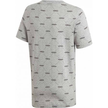 Boys' T-shirt - adidas YB CF TEE - 2
