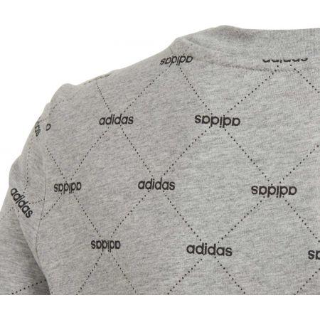 Тениска за момчета - adidas YB CF TEE - 4