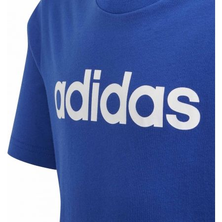 Тениска за момчета - adidas ESSENTIALS LINEAR T-SHIRT - 4