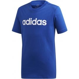 adidas ESSENTIALS LINEAR T-SHIRT - Тениска за момчета