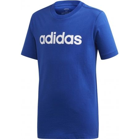 Тениска за момчета - adidas ESSENTIALS LINEAR T-SHIRT - 1