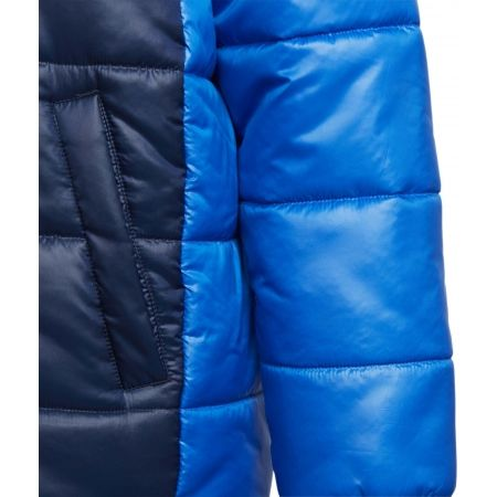 Children's winter jacket - adidas YK J SYNTHETIC - 5