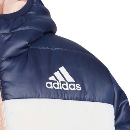 Children's winter jacket - adidas YK J SYNTHETIC - 7